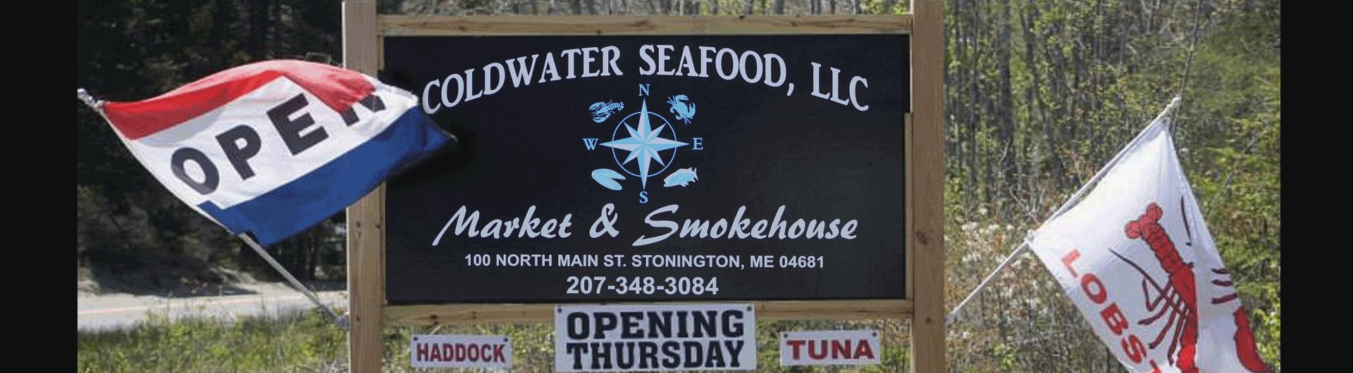 Coldwater Seafood Market & Smokehouse | Fresh Seafood