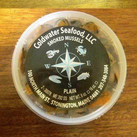 Smoked Mussels & Smoked Haddock Paté